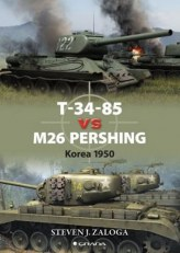 T–34–85 vs M26 Pershing -  Korea 1950