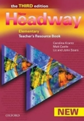 New Headway Third Edition Elementary Workbook without Key