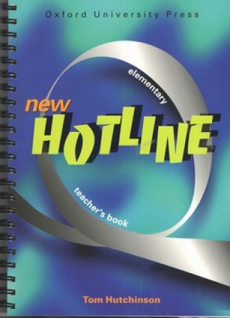 New hotline elementary Teacher´s book
