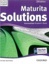 Maturita Solutions 2nd Edition Intermediate Student´s Book Czech Edition
