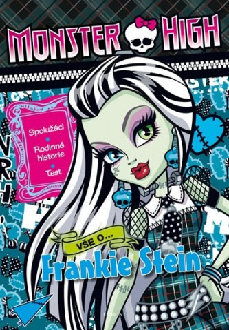 Monster High – Vše o Frankie Stein