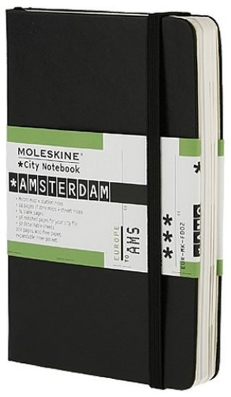 AMSTERDAM CITY NOTEBOOK