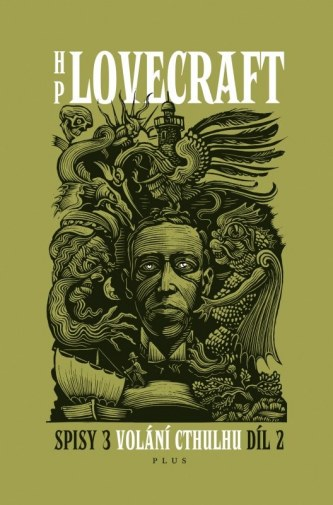 Volání Cthulhu - Spisy 3/II - Howard P. Lovecraft