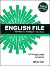 English File Intermediate Workbook without key