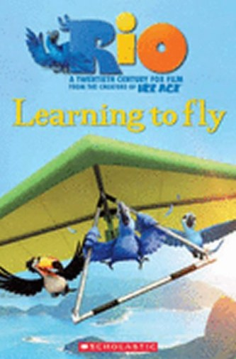 Popcorn ELT Readers 2: RIO Learning to fly