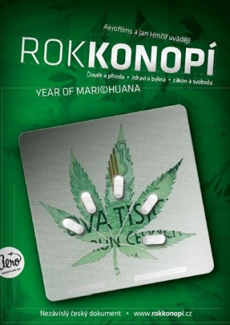 Rok konopí / Year of Mari©huana - DVD