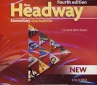 New Headway Fourth Edition Elementary Class Audio CDs /3/