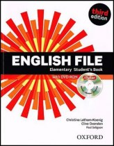 English File Elementary Student´s Book + iTutor DVD-ROM