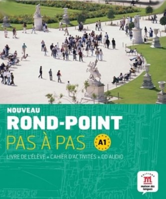 Rond-Point pas a pas A1 – L. de lél. + C. dex. + CD