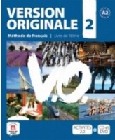 Version Originale 2 – Livre de léleve + CD + DVD