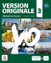 Version Originale 3 – Livre de léleve + CD + DVD