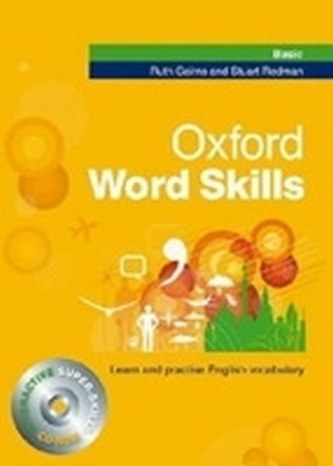 Oxford word skills basic:student´s pack (book CD