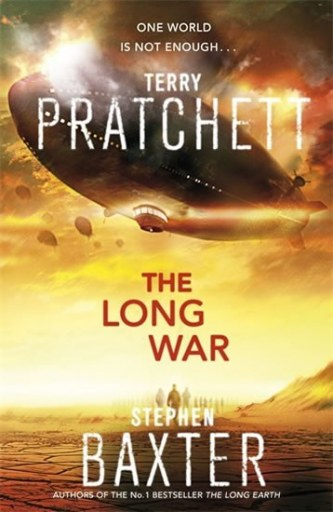 The Long War - Long Earth 2 (anglicky) - Pratchett Terry, Baxter Stephen,