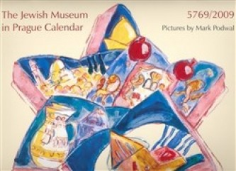 The Jewish Museum in Prague Calendar 5769/2009