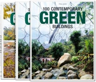 100 Contemporary Green Buildings, 2 Vols.. 100 Zeitgenössische Grüne Bauten. 100 Batiments Verts Contemporains