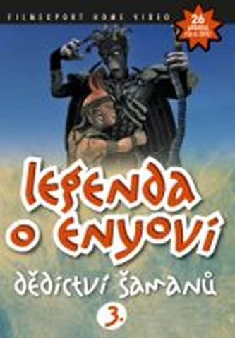 Legenda o Enyovi 3. - DVD