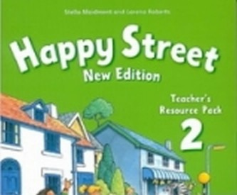 Happy Street New Edition 2 Teacher´s Resource Pack