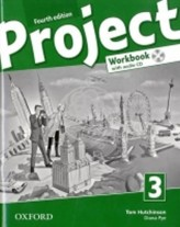 Project Fourth Edition 3 Workbook with Audio CD and Online Practice (International English Version)