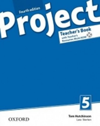Project Third Edition 5 Teacher´s Book with Teacher´s Resources MultiROM