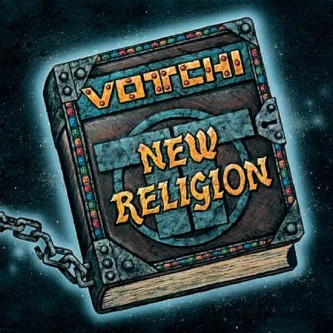 Votchi - New Religion - CD