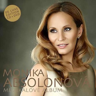 Monika Absolonová - Muzikálové album (De luxe Edition), CD+DVD