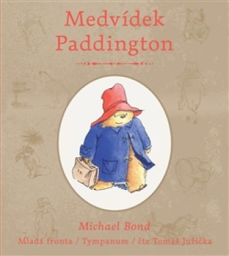 Medvídek Paddington CD