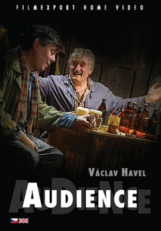 Audience - DVD box
