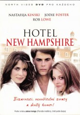 DVD film - Hotel New Hampshire