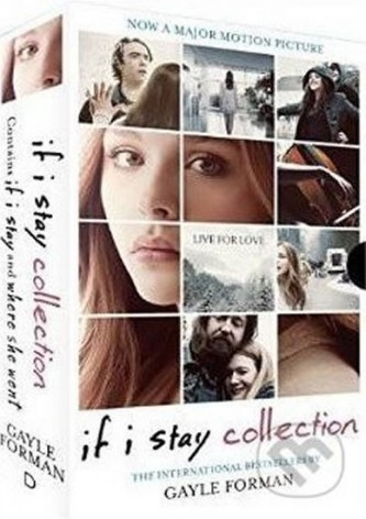 If I Stay + Where She Went Collection