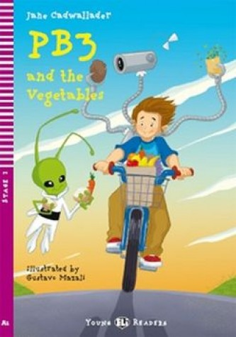 PB3 and the Vegetables