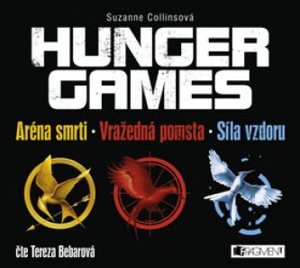 CD Hunger Games komplet