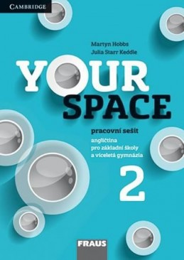 Your Space 2 pro ZŠ a VG - PS - Hobbs Martyn, Keddle Julia Starr