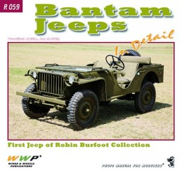 Bantam Jeeps In Detail