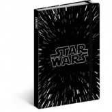 Notes Star Wars Universe, 10,5 x 15,8 cm