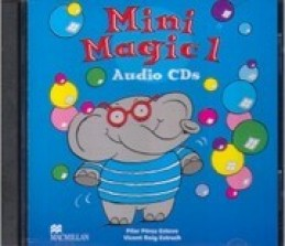 Mini Magic (Beg) 1 CD (2)