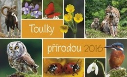 Toulky přírodou 2016 - stolní kalendář
