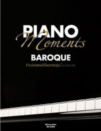 Piano Moments. Baroque
