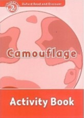 Oxford Read and Discover Camouflage Activity Book