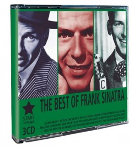 CD box- The best of Frank Sinatra