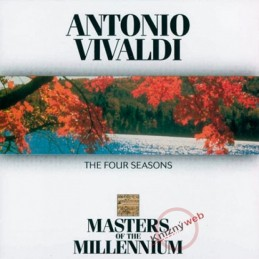 Vivaldi Antonio: The four seasons CD