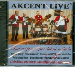 AKCENT LIVE CD