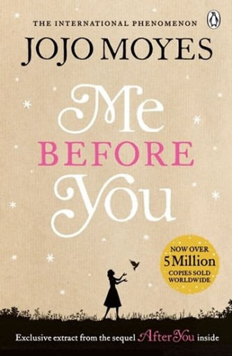 Me Before You - Moyesová Jojo