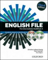 English File Third Edition Pre-intermediate Multipack A