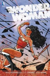 Wonder Woman 1 - Krev