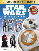 Star Wars - The Force Awakens Ultimate Sticker Collection