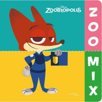 Zootropolis ZOO MIX - Disney Walt