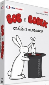 Bob a Bobek HD remaster - 3 DVD