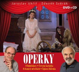 Operky - DVD+CD