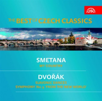 The Best Of Czech Classics 3CD - Smetana Bedřich