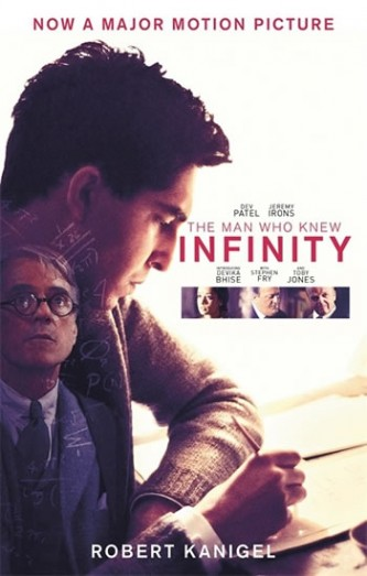 The Man Who Knew Infinity (film tie-in)